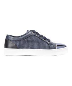 Louis Leeman | Contrast Toe Sneakers Size 45