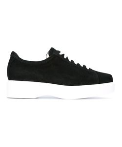 Robert Clergerie | Pasket Sneakers 40 Leather/Rubber/Calf Suede