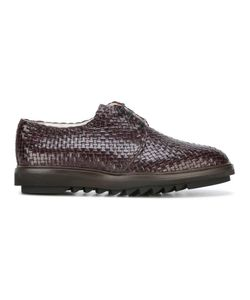 Dolce & Gabbana | Woven Shoes 41.5 Rubber/Leather