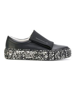 Primury | Pebbled Sole Slip On Sneakers Women