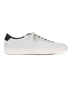 Common Projects | Lace Up Trainers 39 Suede/Leather/Rubber