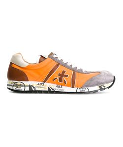 PREMIATA WHITE | Premiata Lucy Sneakers 41 Polyester/Suede/Leather/Rubber