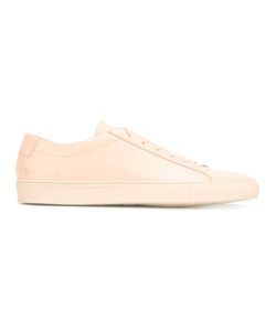 Common Projects | Lace-Up Sneakers 41 Leather/Rubber