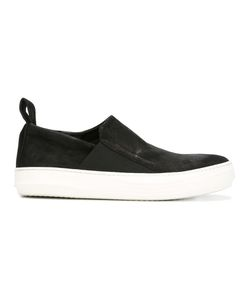 THE LAST CONSPIRACY | Slip-On Sneakers 40 Leather/Rubber