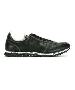 PREMIATA WHITE | Simon Sneakers 42 Leather/Rubber
