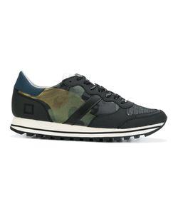 D.A.T.E. | D.A.T.E. Camouflage Print Sneakers Men 42