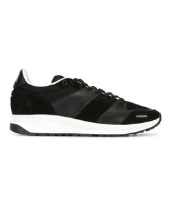 Ami Alexandre Mattiussi | Running Sneakers 43 Leather/Suede/Cotton