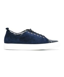 Lanvin | Tennis Sneakers 39 Leather/Rubber