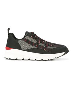 Dior Homme | Block Panel Lace-Up Sneakers Mens Size 42 Calf