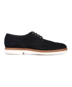 Santoni   Lace Up Derby Shoes