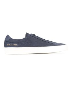 Common Projects | Perforated Detail Lace-Up Sneakers Size 42