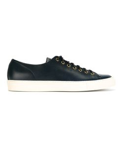 Buttero | Classic Lace-Up Sneakers 45 Calf Leather/Leather/Rubber