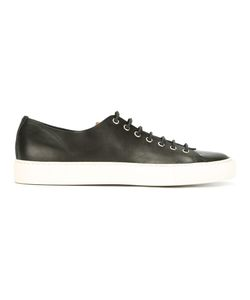 Buttero | Lace-Up Sneakers 41.5 Calf Leather/Leather/Rubber