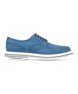 Church'S | Naburn Derby Shoes 5 Leather/Rubber/Calf Suede