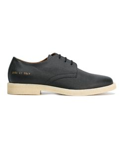 Common Projects | Contrast Sole Oxford Shoes Size 41