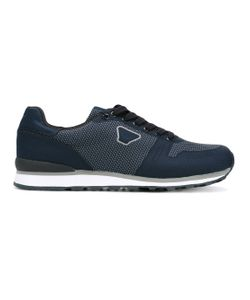 ARMANI JEANS   Panelled Sneakers
