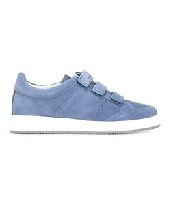 Nubikk | Velcro Sneakers 38 Suede/Leather/Rubber