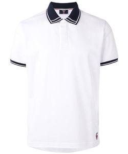 ROSSIGNOL   Contrast Trim Polo Shirt Size 54