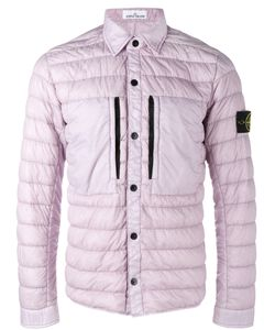 Stone Island | Padded Jacket Xl Polyamide/Polyurethane Resin/Duck Feathers