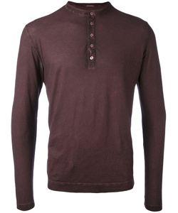 Massimo Alba | Buttoned Sweatshirt Xl
