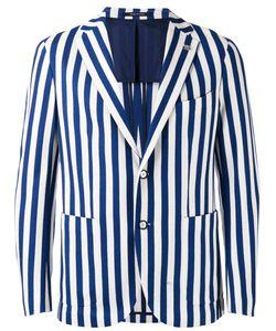 Tagliatore | Striped Blazer 46