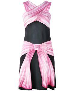 Moschino | Bow Illusion Print Dress Size 40