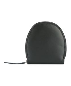 Ann Demeulemeester | Round Coinpurse Calf Leather