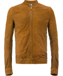 Rick Owens | Куртка Без Ворота