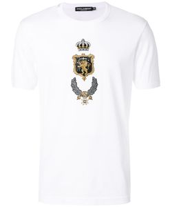 Dolce & Gabbana   Футболка С Аппликацией