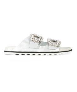 Roger Vivier | Embellished Sandals Size 37