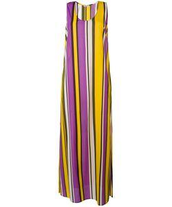 P.A.R.O.S.H. | P.A.R.O.S.H. Striped Tent Dress S