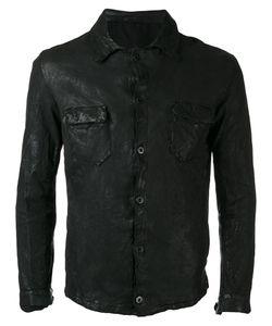 SALVATORE SANTORO   Shirt Jacket