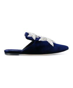 SANAYI 313 | Pointed Star Slippers Women