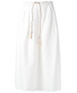 Forte Forte | Drawstring Midi Skirt Size Ii
