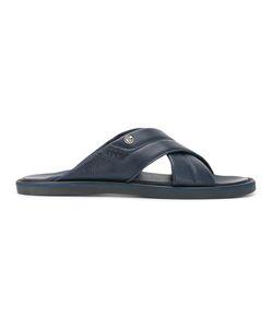 Baldinini   Crossover Strap Sandals