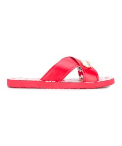 Tory Burch | Crossover Sandals Size 36