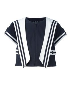 Dolce & Gabbana | Sailor Style Cropped Jacket 40
