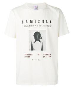 Yang Li | Strangeness Print T-Shirt Size Medium