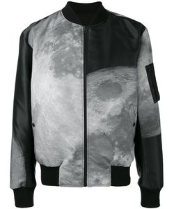 Christopher Raeburn | Moon Print Reversible Bomber Jacket Size Medium