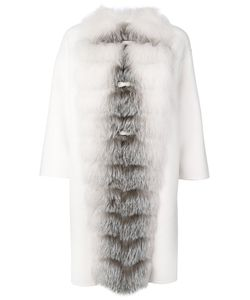 Ermanno Scervino | Fur Detail Coat