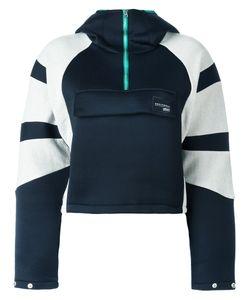 adidas Originals | Contrast Hoodie 46 Cotton/Polyurethane/Polyester/Nylon