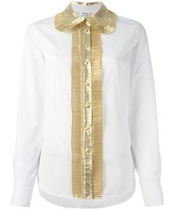 Manoush | Contrast Trim Shirt