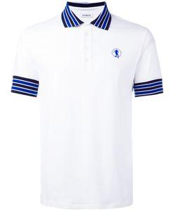 Bikkembergs | Dirk Contrast Collar Polo Shirt Size Medium
