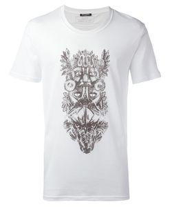 Pierre Balmain | Animals Tribal T-Shirt Xl Cotton