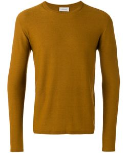 LEMAIRE | Ribbed Trim Sweatshirt Size Large