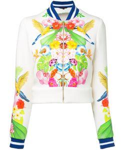 Manish Arora | Куртка-Бомбер С Тропическим Рисунком