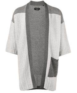 Curieux | Patchwork Knitted Kimono S