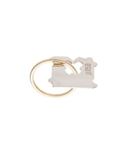 LAUREN KLASSEN | Bread Clip Ring 8