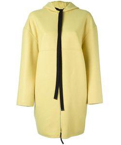 Marni | Hooded Coat 40 Nylon/Virgin Wool