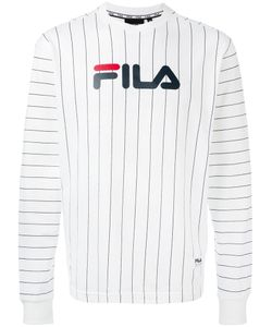 Fila | Stripe Logo Sweatshirt M